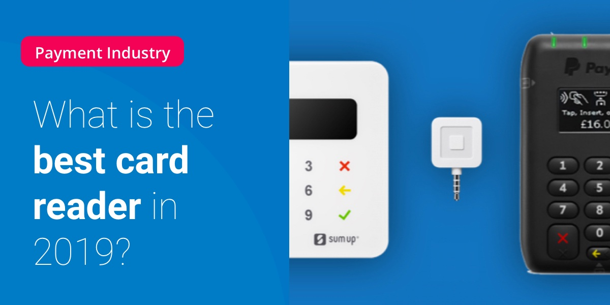 What is the best card reader in 2019? | Compare Card Readers