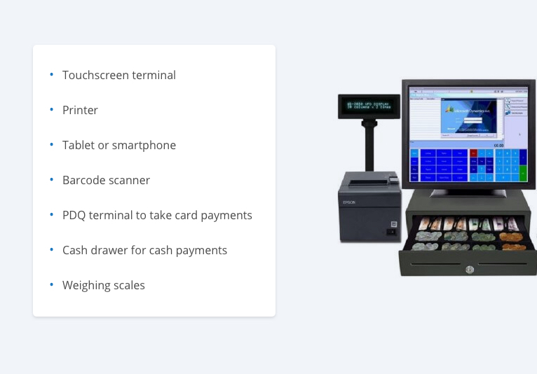 What does an EPOS system look like?