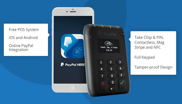 PayPal Here and PayPal POS Overview